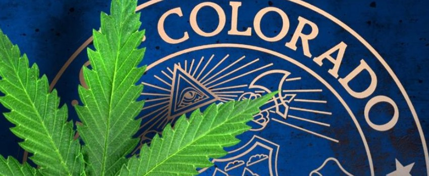 Colorado due to Marijuana Use